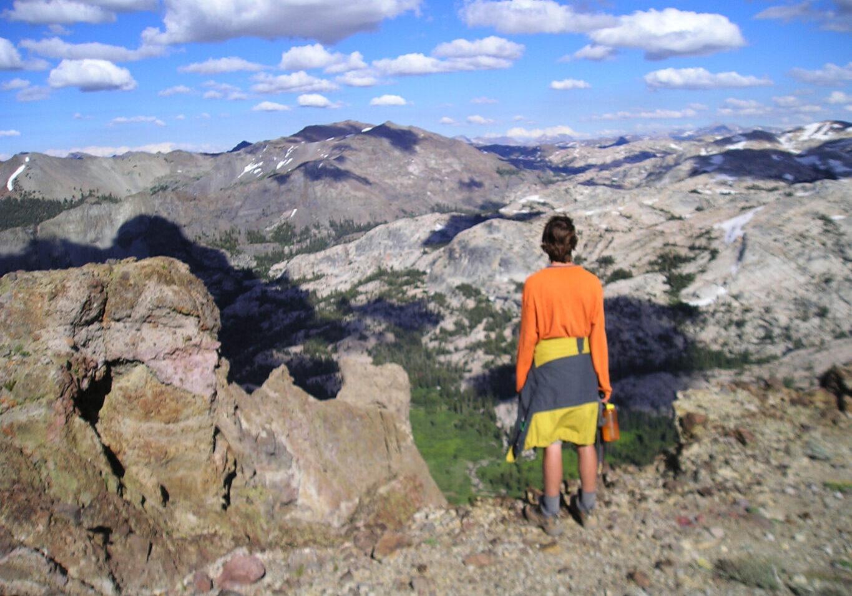 women-in-west-elk-rocky mountains mountains