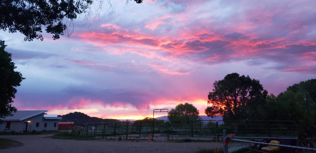 western-colorado-sunset